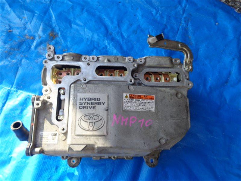 Инвертор Toyota Aqua NHP10 1NZ-FXE G9200-52010 (б/у)