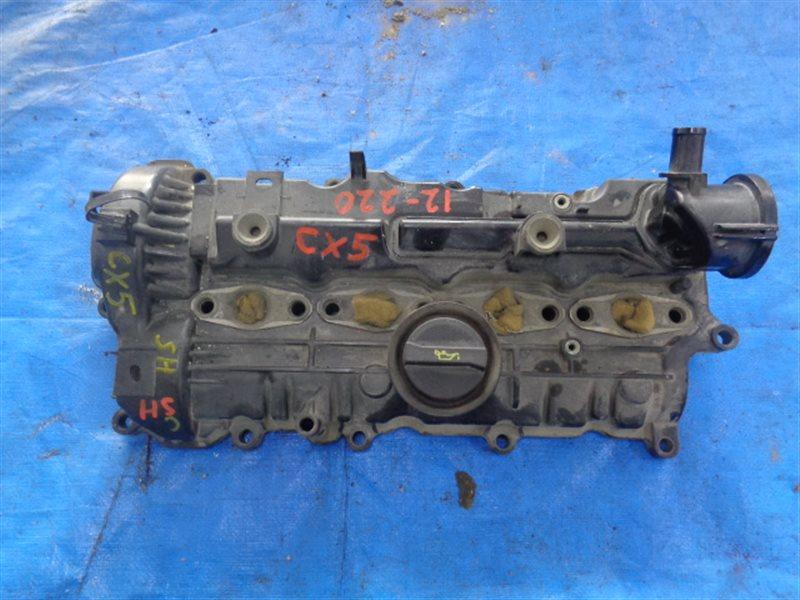 Клапанная крышка Mazda Cx-5 KE2AW SH (б/у)