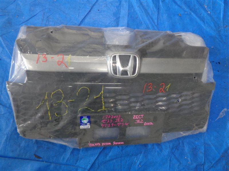 Решетка радиатора Honda Zest JE1 2007 (б/у)
