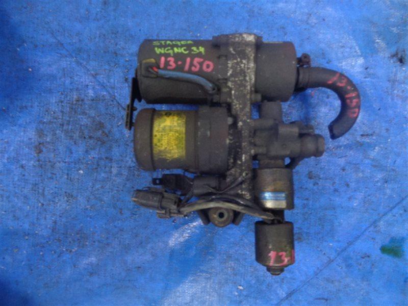 Насос включения 4wd Nissan Stagea WGNC34 RB25DET 416100V600 (б/у)