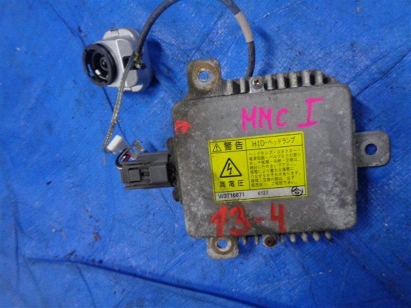 Блок ксенона Mitsubishi I HA1W W3T16871 (б/у)