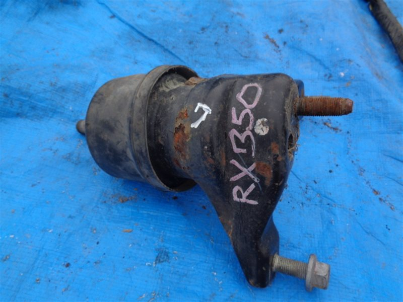 Подушка двигателя Lexus Rx350 GGL15 2GR-FSE левая (б/у)