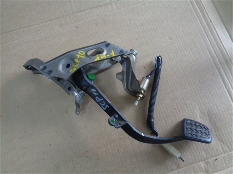 Педаль сцепления Toyota Vitz NCP10 1SZ-FE (б/у)
