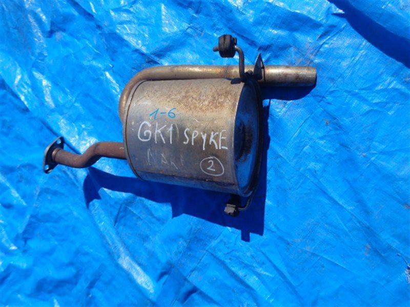 Глушитель Honda Spike GK1 L15A (б/у)