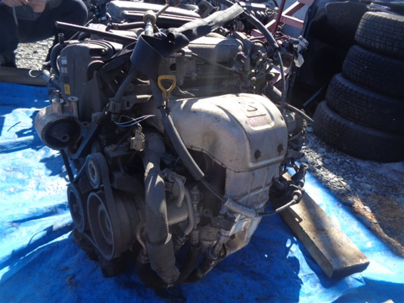 Мкпп Toyota Mr-2 SW20 3S-GE 10-43 S54-692 (б/у)