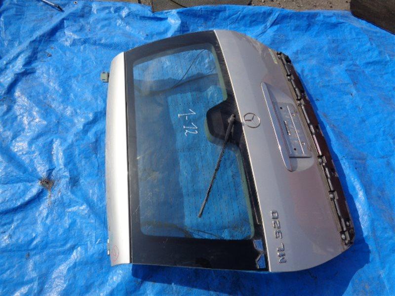 Дверь задняя Mercedes-Benz Ml320 W163 1997 (б/у)