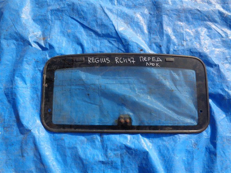 Люк Toyota Regius RCH41 передний (б/у)