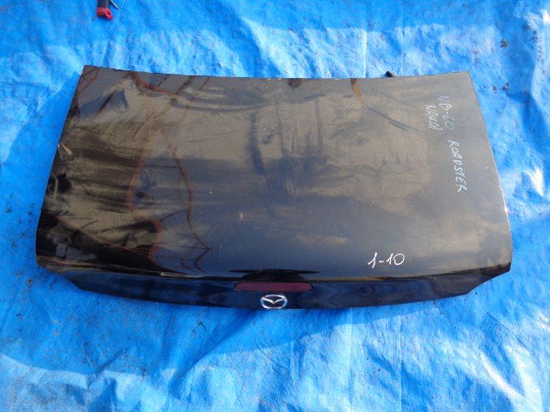 Крышка багажника Mazda Roadster NB6C (б/у)