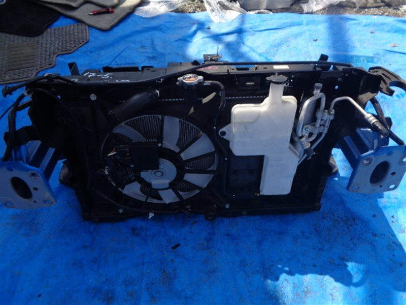 Радиатор основной Mazda Cx-3 DKEAW PE-VPS (б/у)