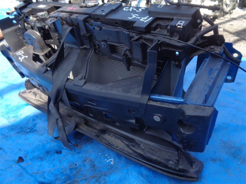 Радиатор кондиционера Mazda Cx-3 DKEAW PE-VPS (б/у)