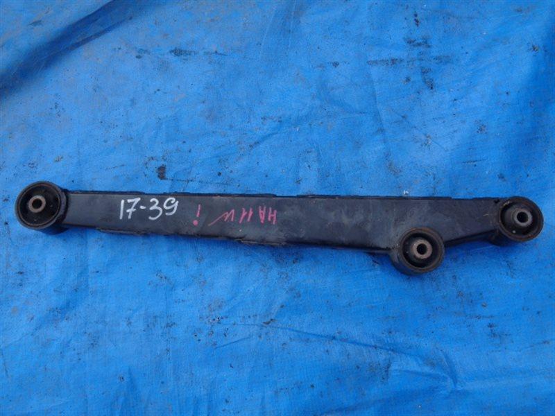 Рычаг Mitsubishi I HA1W 3B20 задний правый (б/у)