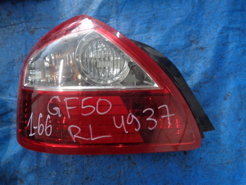 Стоп-сигнал Nissan Cima GNF50 левый 4937 (б/у)