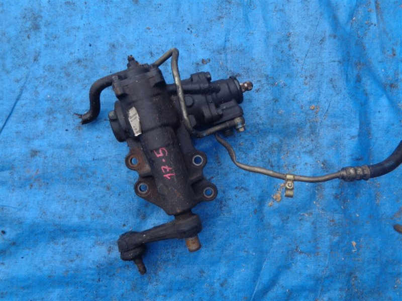 Рулевой редуктор Nissan Cedric QJY31 NA20 49200 US000 (б/у)
