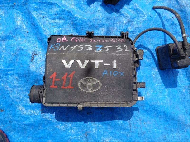Корпус воздушного фильтра Toyota Bb QNC20 (б/у)