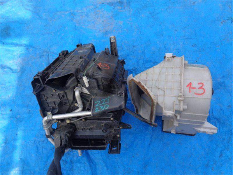 Печка Toyota Celica ZZT230 1ZZ-FE (б/у)