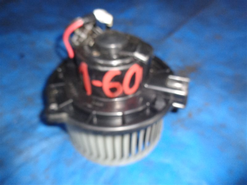 Мотор печки Mercedes-Benz Ml320 W163 1997 (б/у)