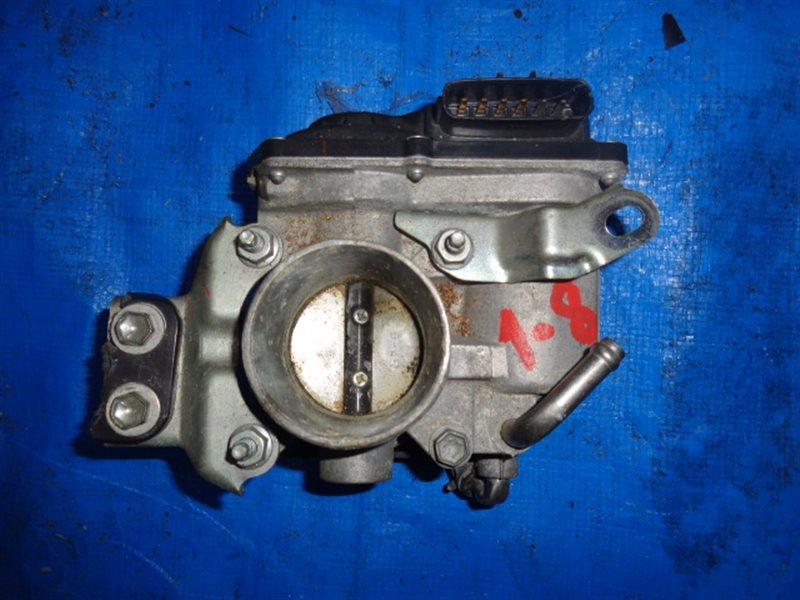 Дроссельная заслонка Toyota Ist NCP110 1NZ-FE 22030-21030 (б/у)