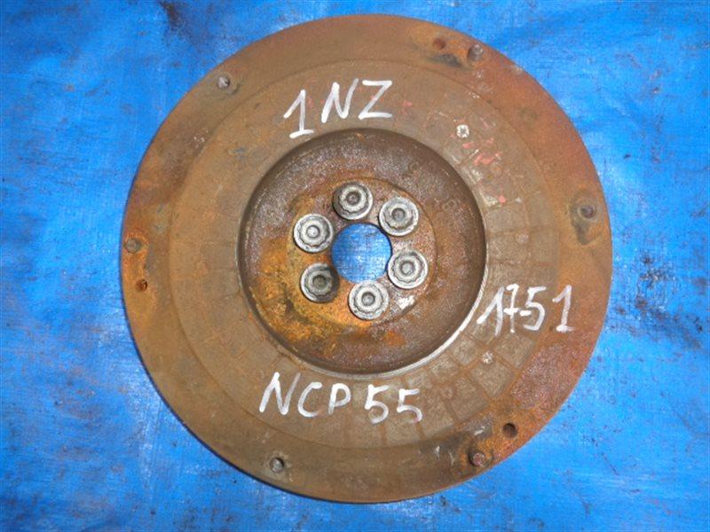 Маховик Toyota Succeed NCP55 1NZ-FE (б/у)