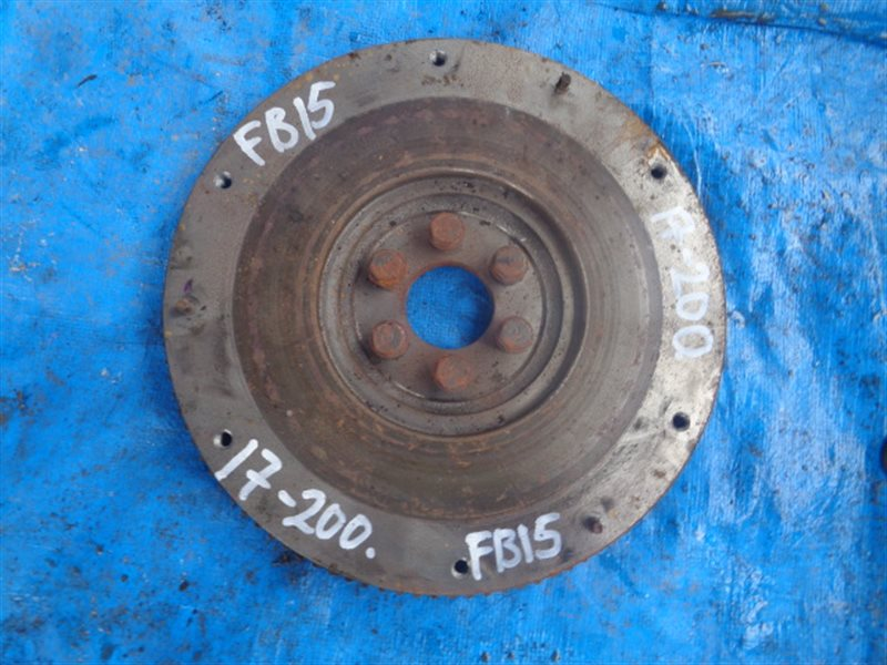 Маховик Nissan Sunny FB15 QG15DE (б/у)