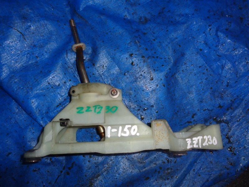 Рычаг переключения кпп Toyota Celica ZZT230 1ZZ-FE MT (б/у)