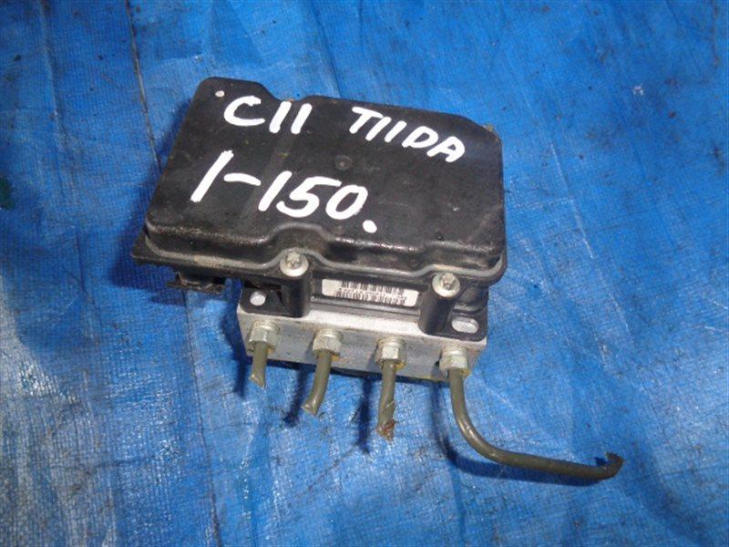 Блок abs Nissan Tiida C11 HR15DE (б/у)