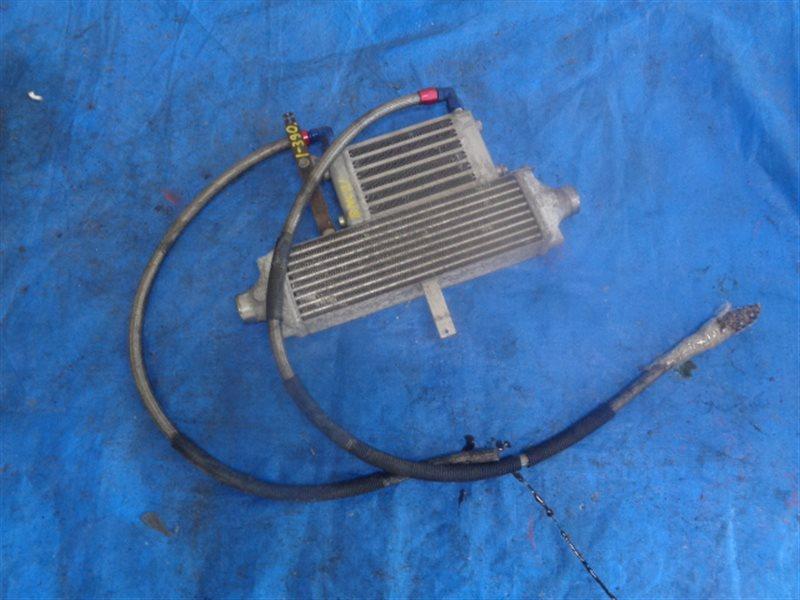 Радиатор масляный Toyota TUNING (б/у)