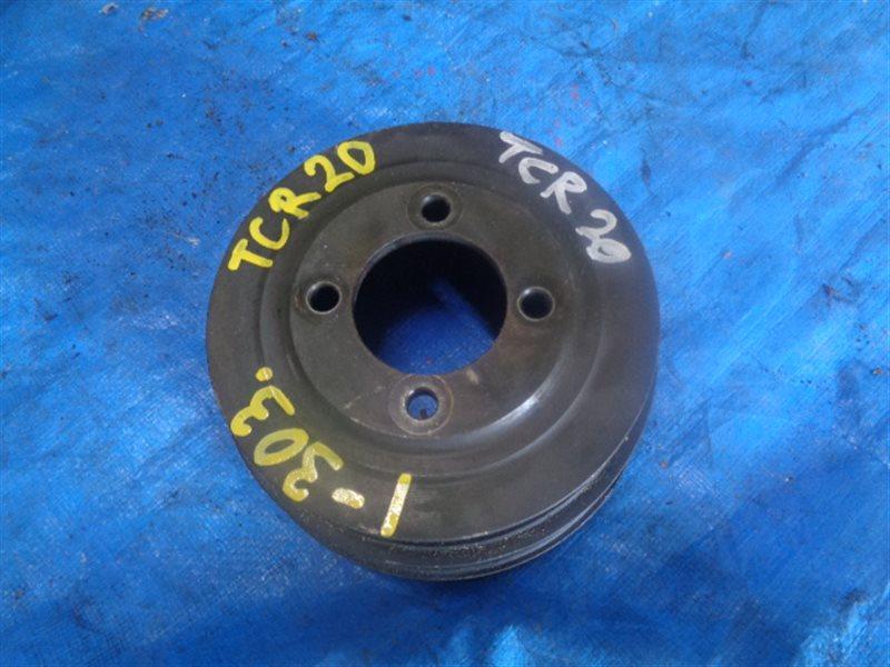 Шкив карданного вала Toyota Estima TCR20 2TZ-FE (б/у)
