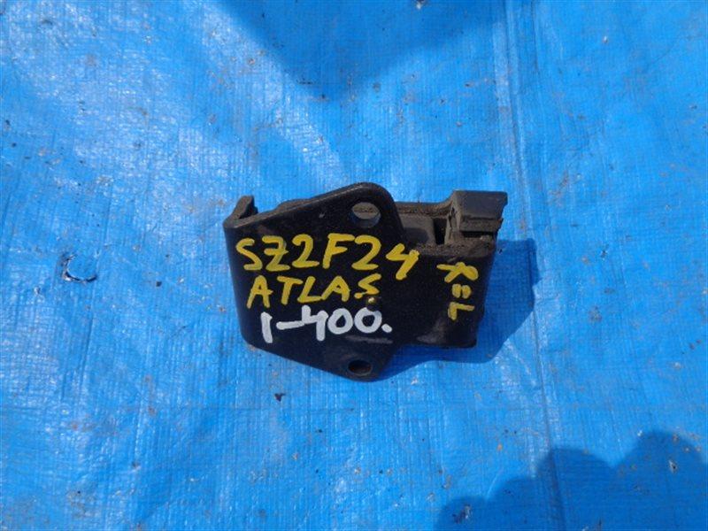 Подушка кпп Nissan Atlas SZ2F24 ZD30DDTI левая (б/у)