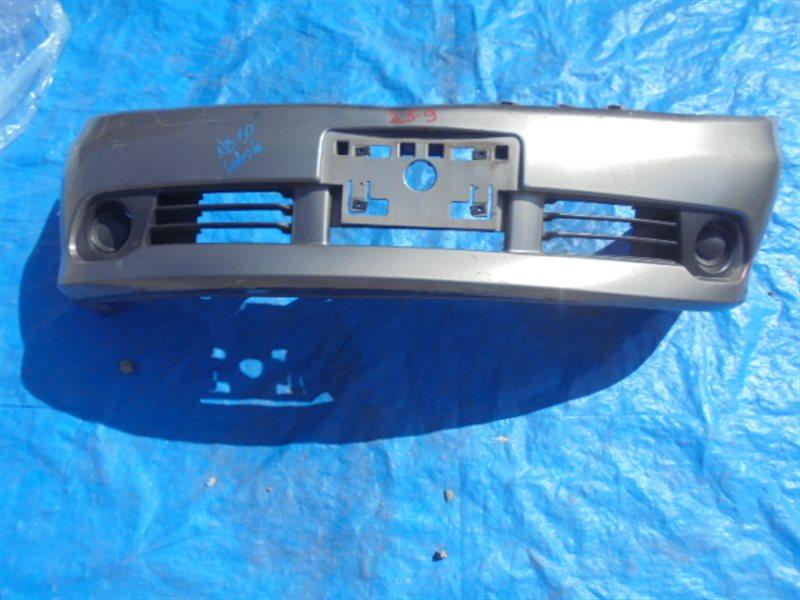 Бампер Nissan Lafesta B30 передний 2MOD (б/у)