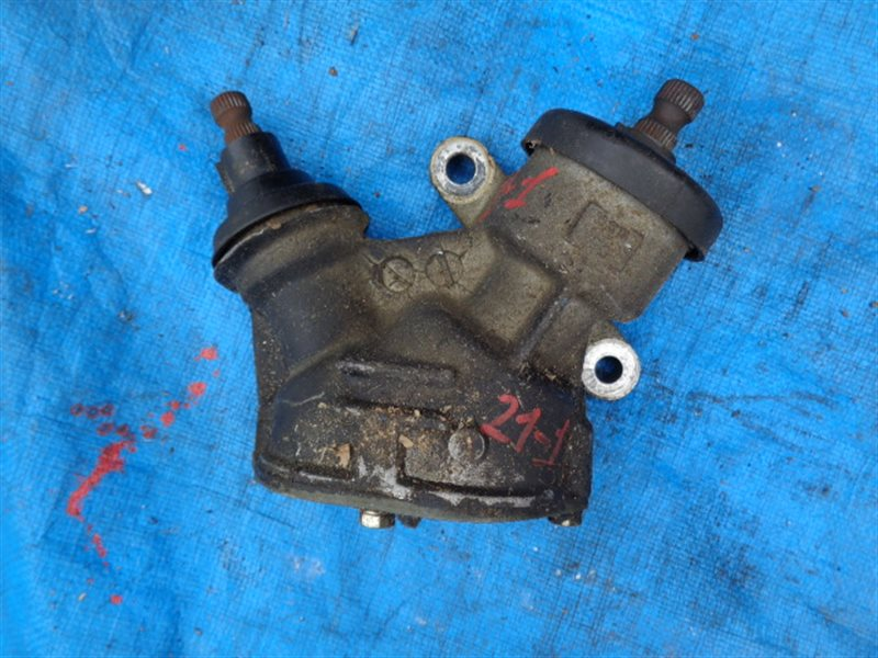 Рулевой редуктор угловой Nissan Vanette VUJNC22 LD20 (б/у)
