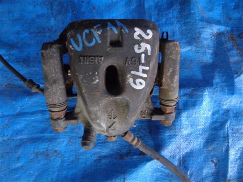 Суппорт Toyota Celsior UCF11 1UZ-FE задний правый (б/у)