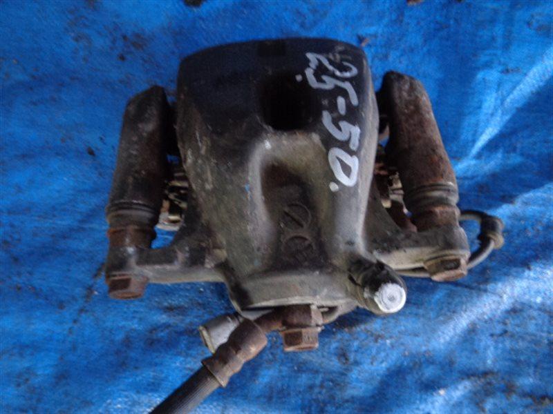 Суппорт Toyota Celsior UCF11 1UZ-FE задний левый (б/у)