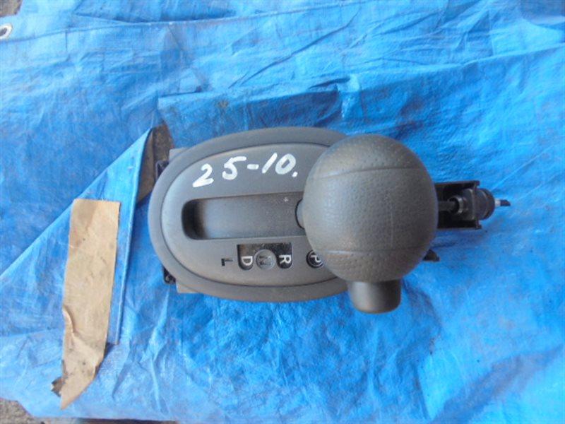 Селектор акпп Nissan Note E12 HR12 (б/у)
