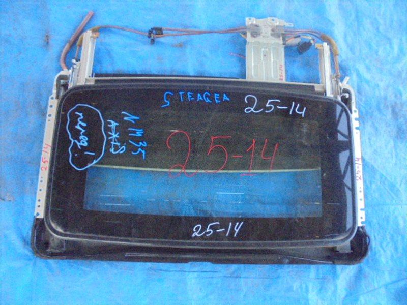 Люк Nissan Stagea HM35 (б/у)