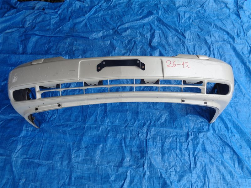 Бампер Cadillac Seville 1G6KY54911U164698 1999 передний 25666223 (б/у)