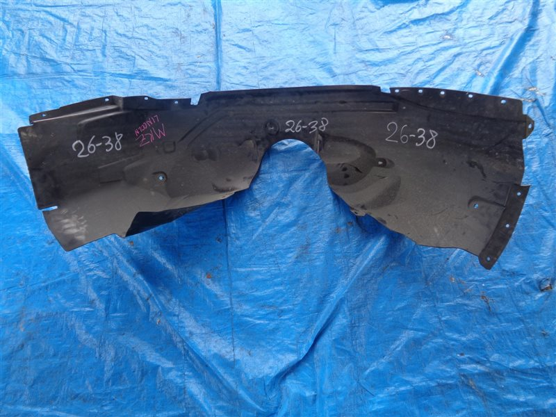 Подкрылок Lincoln Mkz II 2012 передний левый (б/у)