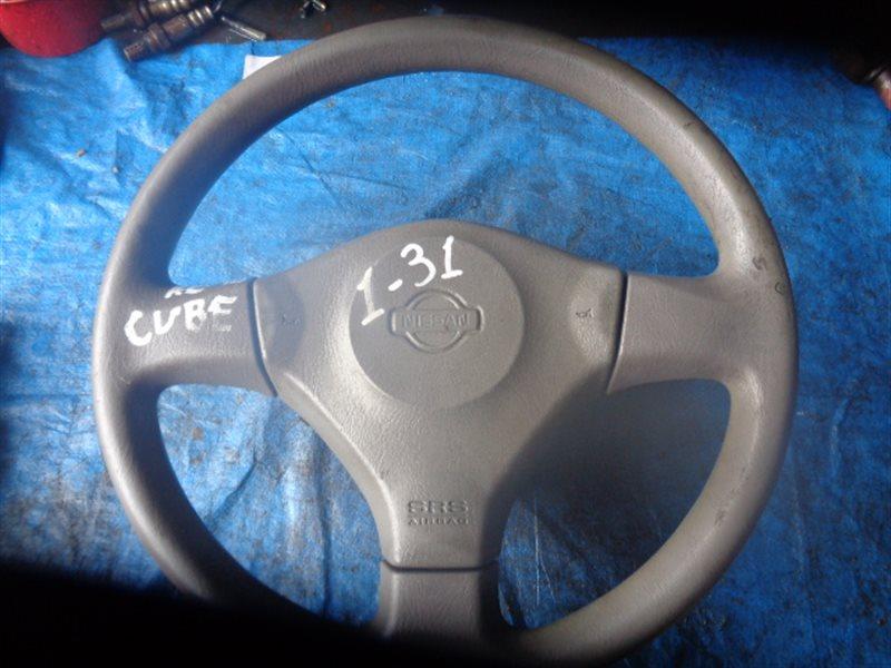 Руль Nissan Cube AZ10 (б/у)