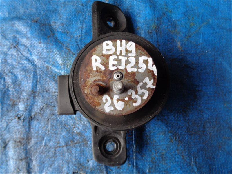 Подушка двигателя Subaru Lancaster BH9 EJ25 правая (б/у)