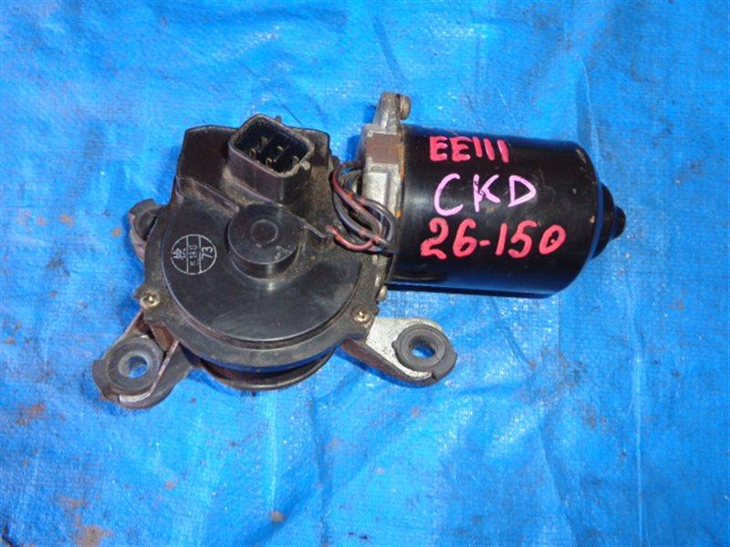 Мотор дворников Toyota Sprinter EE111 (б/у)
