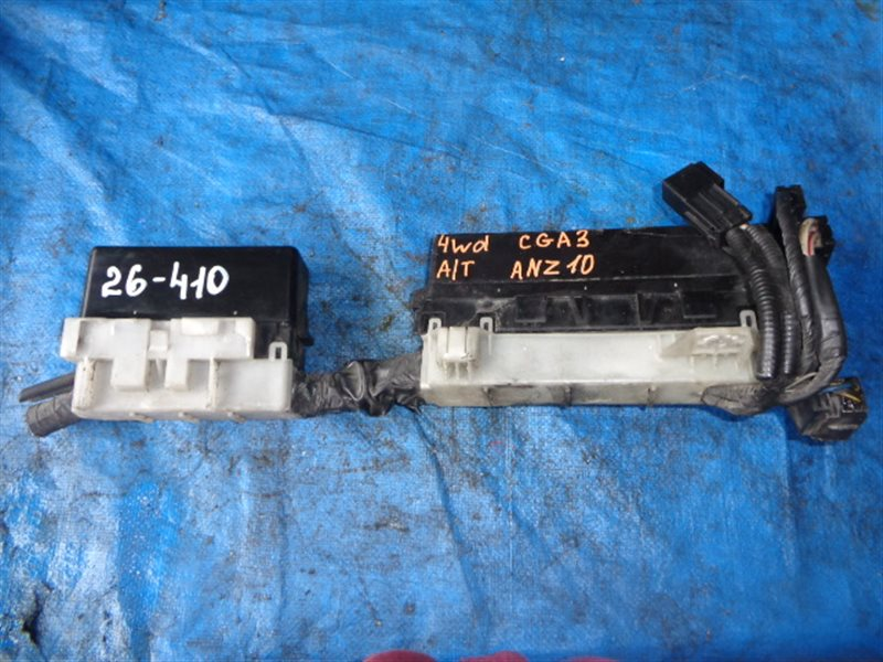 Блок предохранителей Nissan Cube ANZ10 CGA3DE левый (б/у)