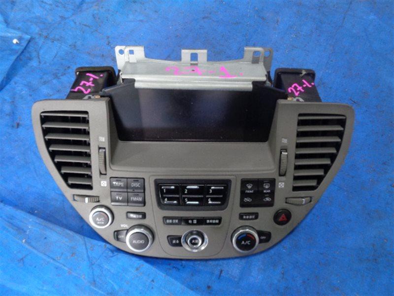 Блок управления климат-контролем Nissan Cima GF50 VK45DD 2001 28086AR000 (б/у)