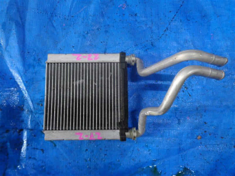 Радиатор печки Nissan Kix H59A (б/у)