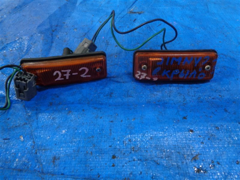 Повторитель в крыло Suzuki Jimny JA22W (б/у)