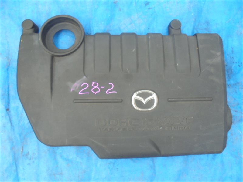 Крышка двс декоративная Mazda Atenza GG3P L3 (б/у)