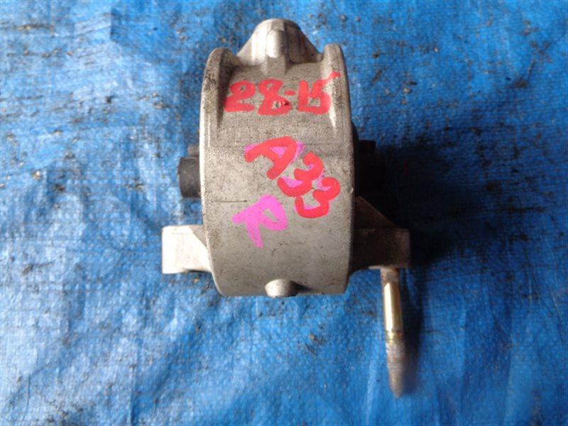 Подушка двигателя Nissan Cefiro A33 VQ20DE правая (б/у)