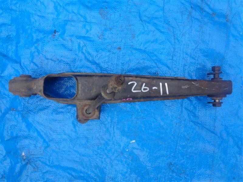 Рычаг Mitsubishi Fto DE3A задний правый нижний (б/у)