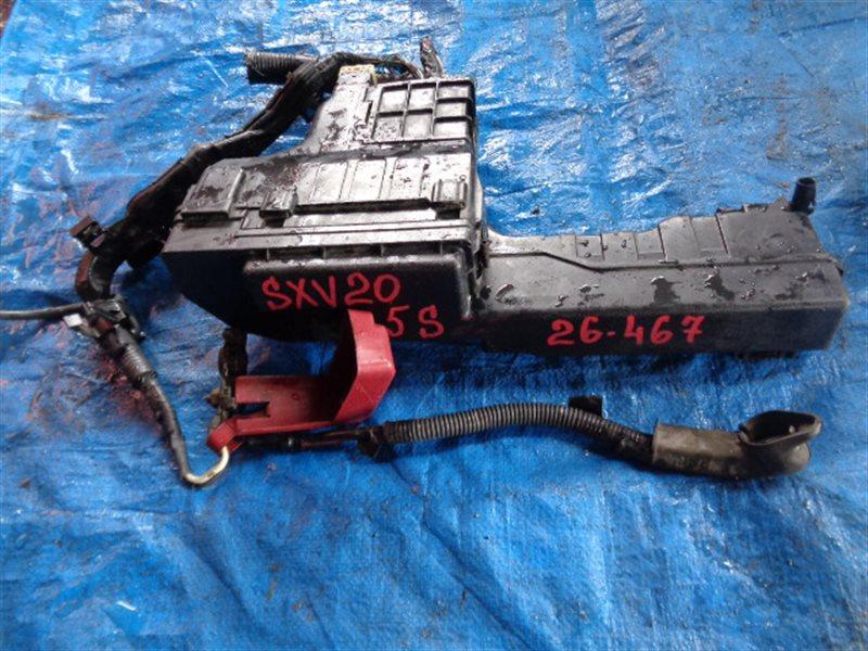 Блок предохранителей Toyota Camry Gracia SXV25 5S-FE (б/у)