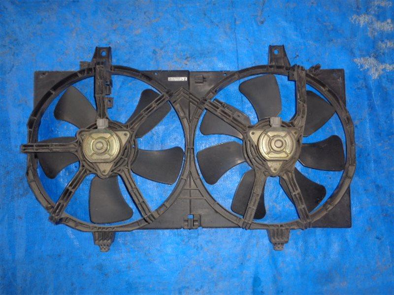Диффузор радиатора Nissan Ad VENY11 YD22DD (б/у)