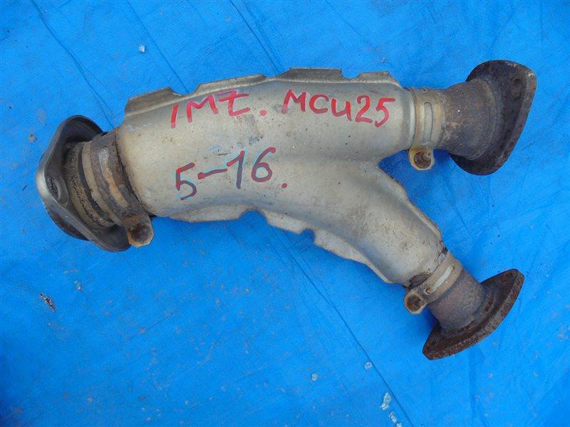 Глушитель Toyota Kluger MCU25 1MZ-FE (б/у)
