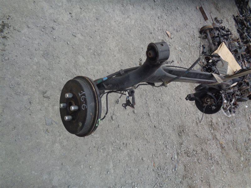 Балка подвески Toyota Corolla Axio NZE164 1NZ задняя (б/у)